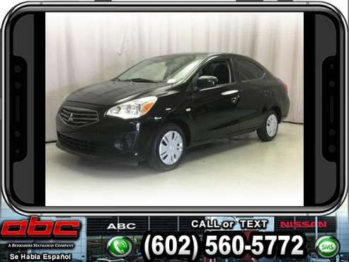 ✅ 2017 Mitsubishi Mirage G4 Es for sale in Phoenix, AZ
