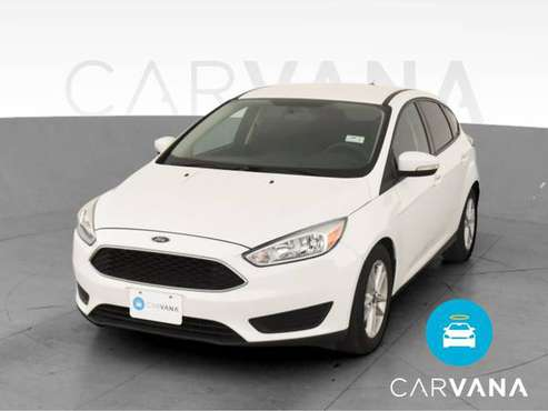 2017 Ford Focus SE Hatchback 4D hatchback White - FINANCE ONLINE -... for sale in Sausalito, CA