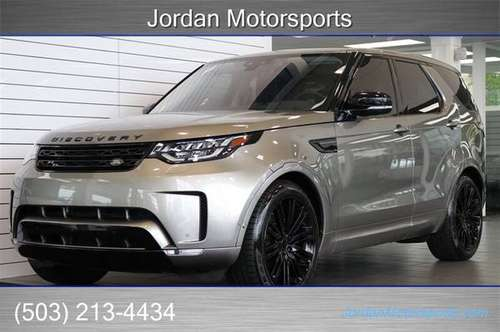 2017 LAND ROVER DISCOVERY 1ST EDITION 2018 sport range LR4 2016 SC for sale in Portland, OR