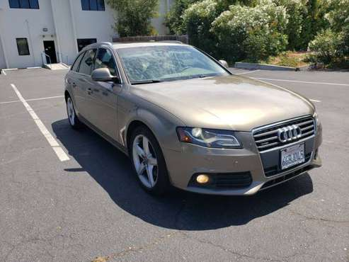 2009 Audi A4 Wagon Avant 2.0T quattro Prestige TRADES WELCOME! -... for sale in Sunnyvale, CA