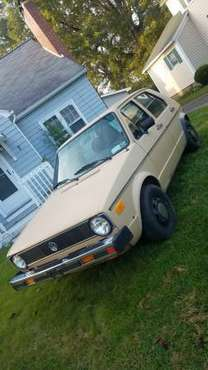 1979 vw rabbit diesel for sale in Corning, NY
