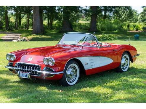 1959 Chevrolet Corvette for sale in Marion, OH