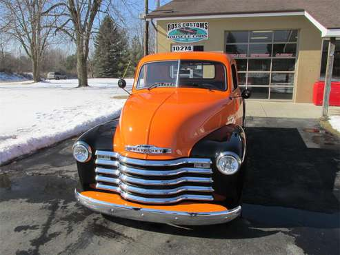 1951 Chevrolet 3100 for sale in Goodrich, MI
