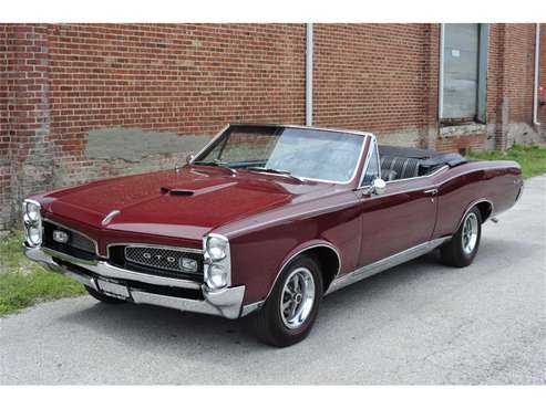 1967 Pontiac GTO for sale in N. Kansas City, MO