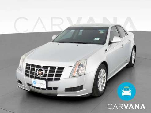 2012 Caddy Cadillac CTS Sedan 4D sedan Silver - FINANCE ONLINE -... for sale in Providence, RI