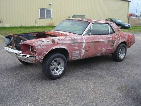 1967 Ford Mustang for sale in 53578, WI