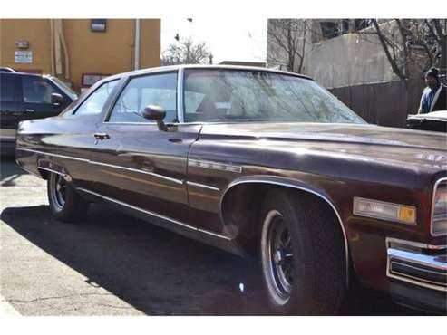 1973 Buick Electra 225 for sale in Cadillac, MI