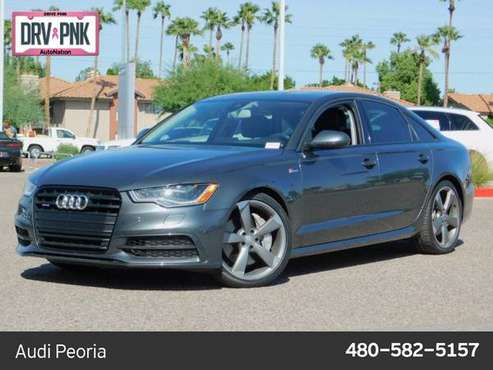 2015 Audi A6 3.0T Prestige AWD All Wheel Drive SKU:FN008709 for sale in Peoria, AZ