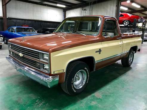 1983 Chevrolet C10 for sale in Sherman, TX