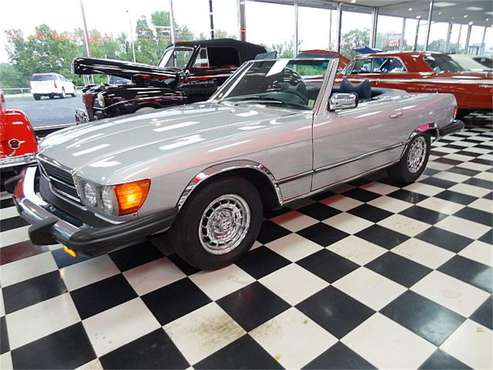 1978 Mercedes-Benz 450SL for sale in Bonner Springs, KS