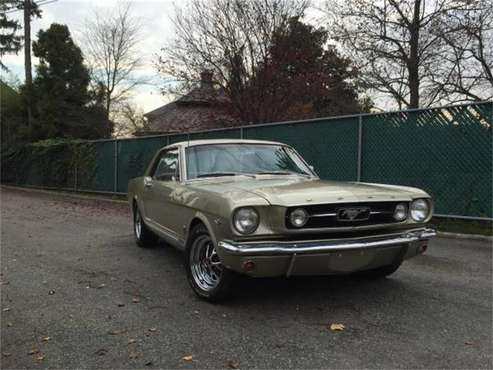 1966 Ford Mustang GT for sale in STATEN ISLAND, NY