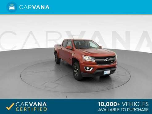 2015 Chevy Chevrolet Colorado Crew Cab Z71 Pickup 4D 6 ft pickup for sale in Indianapolis, IN