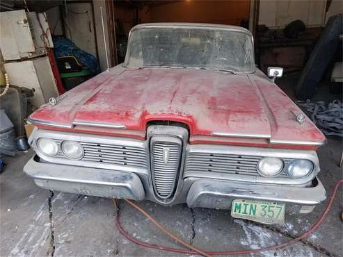 1959 Edsel Corsair for sale in Thief River Falls, MN