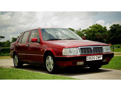 1987 Lancia Thema for sale in Ft Lauderdale , FL