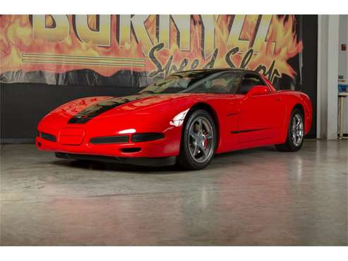 2002 Chevrolet Corvette for sale in Ocala, FL