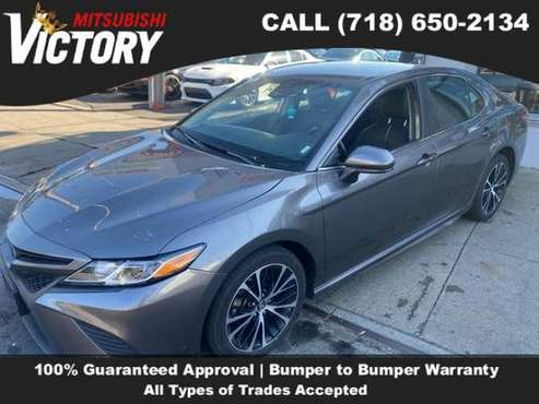2019 Toyota Camry SE - cars & trucks - by dealer - vehicle... for sale in Bronx, NY