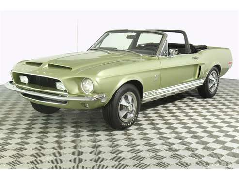1968 Shelby GT500 for sale in Elyria, OH