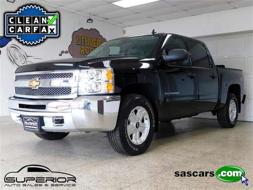 2012 Chevrolet Silverado for sale in Hamburg, NY