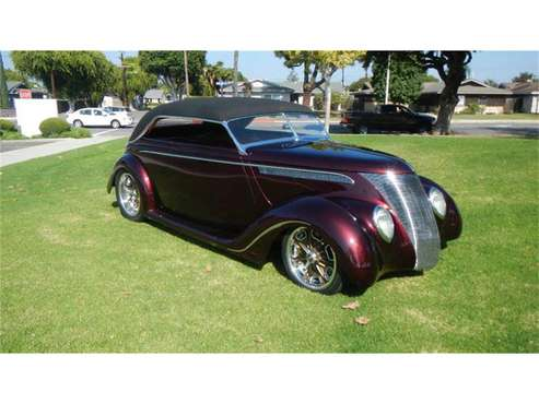 1937 Ford Cabriolet for sale in Woodland Hills, CA