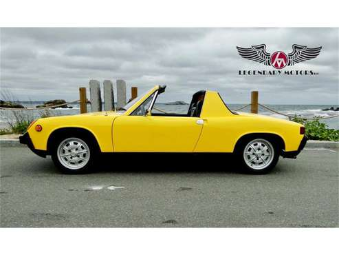 1973 Porsche 914 for sale in Beverly, MA