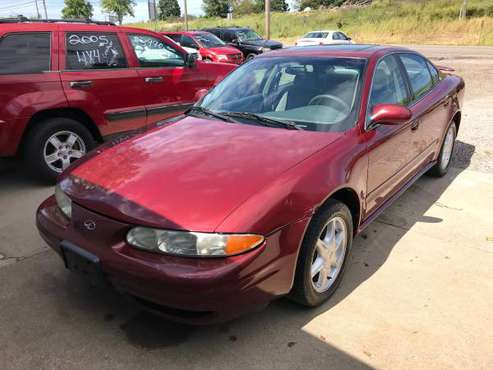 2001 Oldsmobile Alero GLS V6 for sale in Zanesville, OH