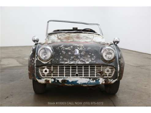 1960 Triumph TR3A for sale in Beverly Hills, CA