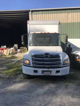 BOX TRUCK - 2006 HINO 268 for sale in East Taunton, MA