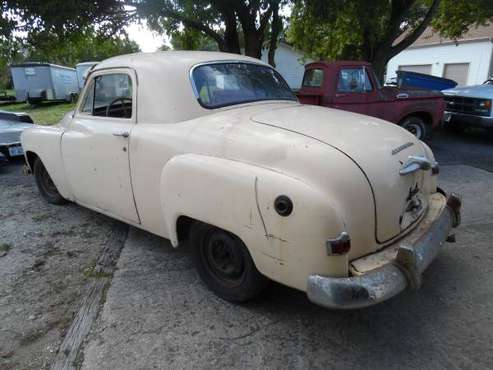 1951 PLYMOUTH BUSINESS COUPE PROJECT RAT/ROD for sale in Naperville, IL