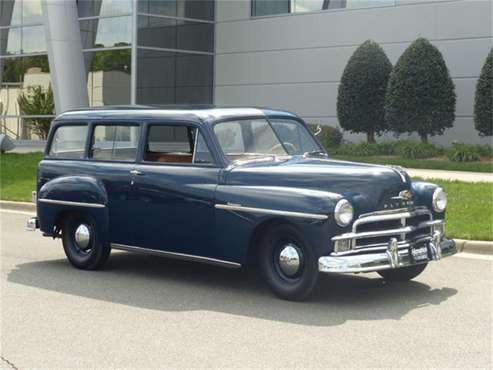1950 Plymouth Suburban For Sale In Long Island Ny