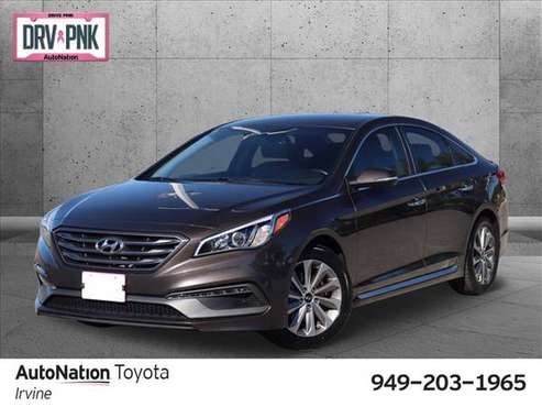 2015 Hyundai Sonata 2.4L Sport SKU:FH137418 Sedan - cars & trucks -... for sale in Irvine, CA
