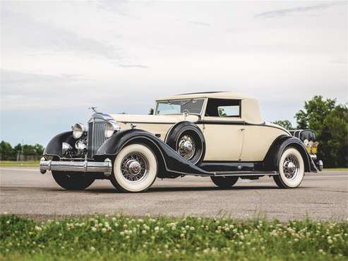 1934 Packard Super Eight for sale in Auburn, IN