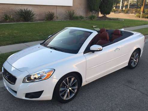 2012 Volvo C70 T5 Hard Top Convertible for sale in Azusa, CA