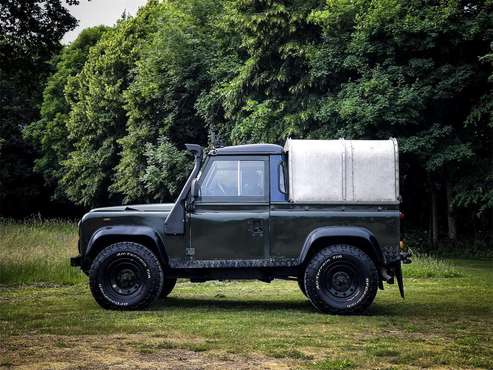 1987 Land Rover Defender for sale in Middleburg, FL