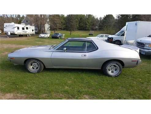 1971 AMC Javelin for sale in Cadillac, MI