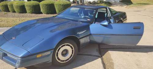 1984 Corvette @ 76K Miles Clean/Runs Great (FIRM) for sale in St. Louis, MO