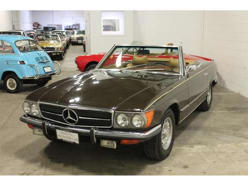 1972 Mercedes-Benz 350SL for sale in Cleveland, OH