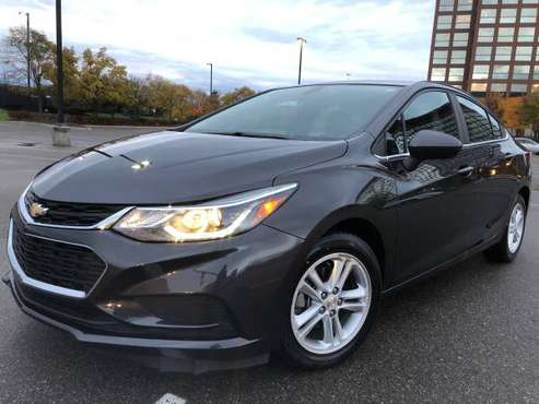 2016 Chevy Cruze 1LT super clean heated seats remote start camera -... for sale in Troy, MI