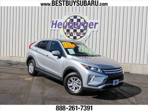 2019 Mitsubishi Eclipse Cross ES for sale in Colorado Springs, CO