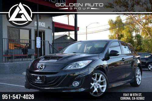 2011 Mazda Mazda3 Mazdaspeed3 Sport 1st Time Buyers/ No Credit No... for sale in Corona, CA