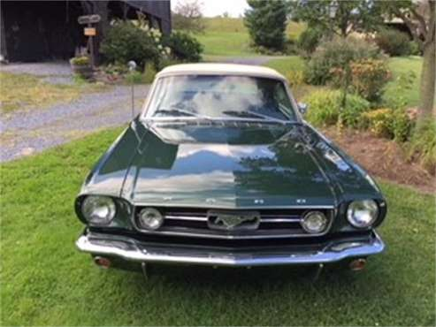 1966 Ford Mustang GT for sale in Biglerville, PA