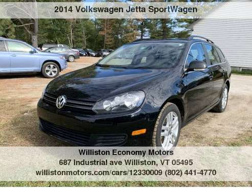►►2014 Volkswagen SportWagen TDI 19k Miles for sale in Williston, NY