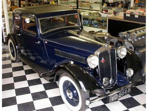 1936 Rover 14 for sale in Carnation, WA
