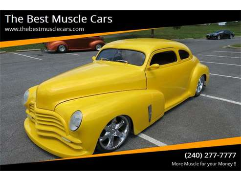 1947 Chevrolet Coupe for sale in Clarksburg, MD