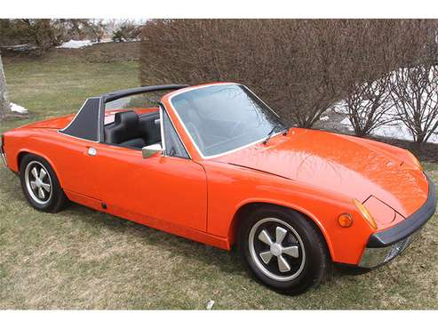 1970 Porsche 914 for sale in Southampton, NY