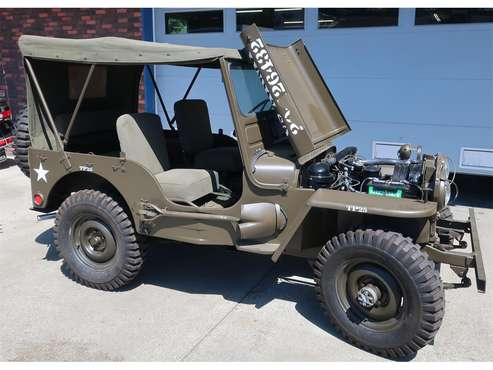 1947 Willys M38A1 for sale in Carnation, WA