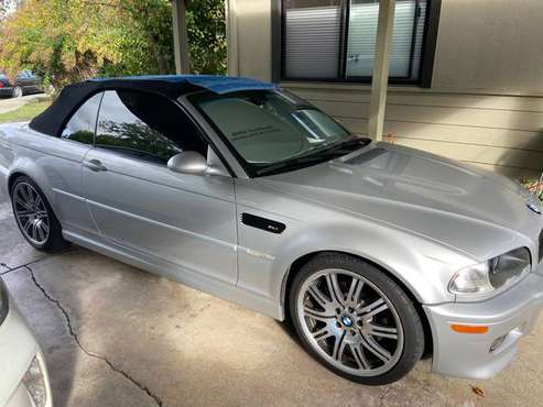 2003 BMW E46 M3, 107k miles for sale in Campbell, CA