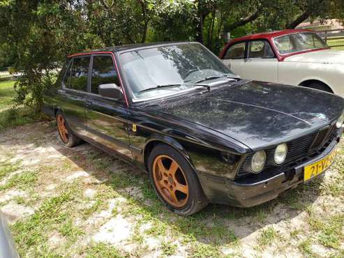 1988 BMW 528e for sale in Spring Hill, FL