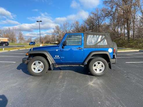2009 Jeep Wrangler X**50,000 MILES**4x4**AC - cars & trucks - by... for sale in O Fallon, MO