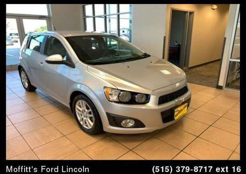 2013 Chevrolet Sonic LT Auto for sale in Boone, IA