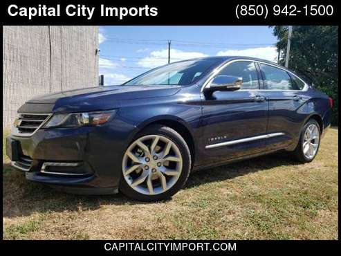 2018 Chevrolet Impala Premier 4dr Sedan Easy Financing!! for sale in Tallahassee, FL